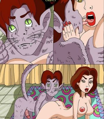 Another Family Halloween Specials 1 – Cat Me Please comic porn sex 007
