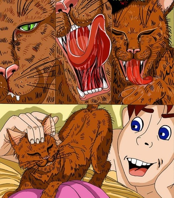 Another Family Halloween Specials 1 – Cat Me Please comic porn sex 012