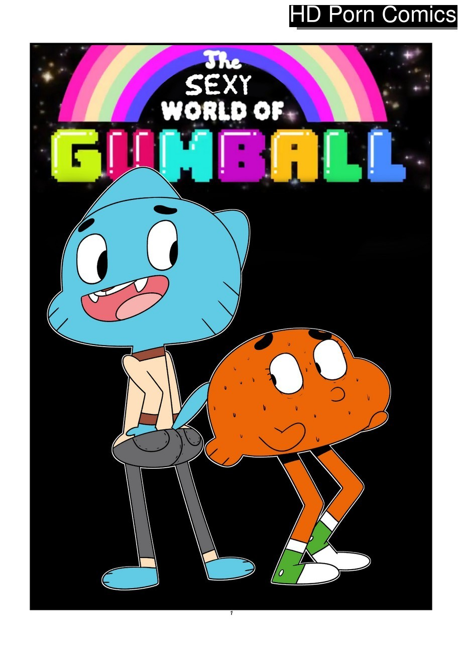 The Sexy World Of Gumball Sex Comic – HD Porn Comics