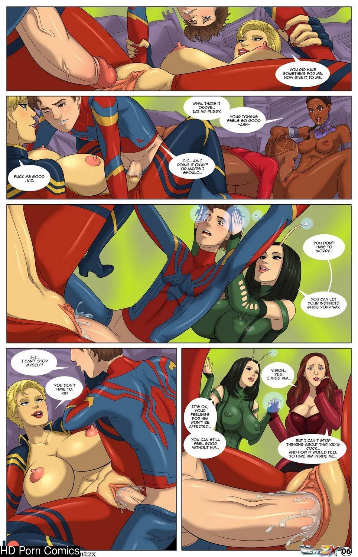 Porn avengers Avengers XXX
